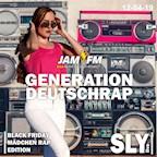 Maxxim Berlin Black Friday – Generation Deutschrap by JAM FM
