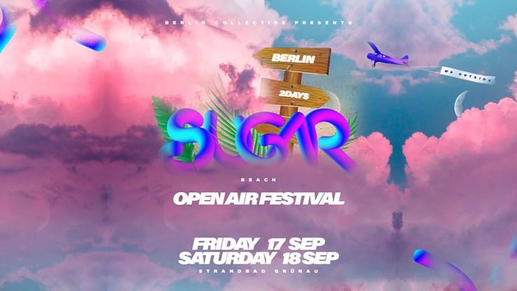 Strandbad Grünau 18.09.2021 Sugar Beach - Hip Hop & Urban Open Air Festival - Berlin