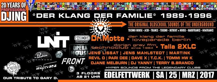 Edelfettwerk Hamburg Eventflyer #1 vom 25.03.2017