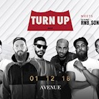 Avenue Berlin Turn Up meets RnB Songz + Live Act