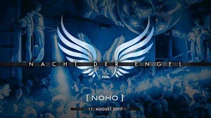 NOHO Hamburg Eventflyer #1 vom 11.08.2017