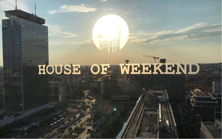 House of Weekend 18.08.2018 The Red Parrot. Hiphop Night.