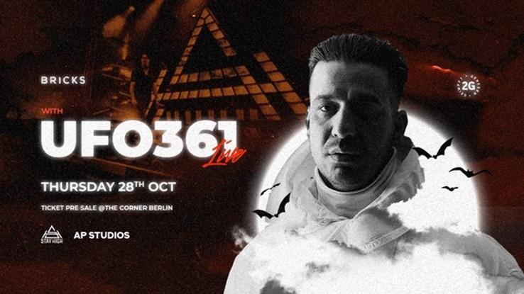 Bricks 28.10.2021 Bricks ft. UFO361