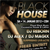 Cancún Berlin Black - House Happy New Year