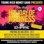 Empire Berlin Holiday Of Madness 2018 - Ladies Night I #Everyfriday