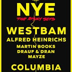 Columbia Theater Berlin NYE - the risky sets
