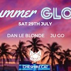 Cheshire Cat Berlin Summer Glow / The Summer Closing