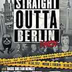 Musik & Frieden Berlin Straight Outta Berlin w/ Bass Sultan Hengzt!