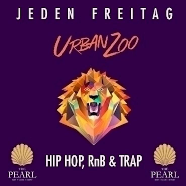 The Pearl 29.09.2017 Urban Zoo - nur Freitags Berlins wildest Hip Hop