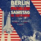 "Tube Station Berlin Heroes Berlin ""Berlin We Have A Problem"""