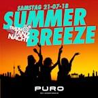 Puro Berlin Rooftop Party Traumtanz-Nacht Summer Breeze