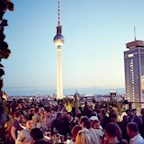 House of Weekend Berlin Urban Skyline - hip hop with a view - one last summer dance