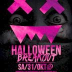 Traffic Berlin Die große Halloween Breakout Party