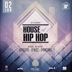 The Pearl Berlin Amazing Saturday | House of Hip Hop | JAM FM