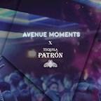 Avenue Berlin Avenue Moments x Patrón