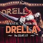 Avenue Berlin Avenue x Call me Drella München