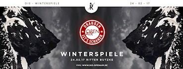 Ritter Butzke 24.02.2017 DIS Winterspiele