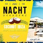 Maxxim Berlin Nacht Dekadenz - Coconut Ibiza