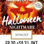 Adagio  Halloween Nightmare – Berlins größte Halloweenparty!