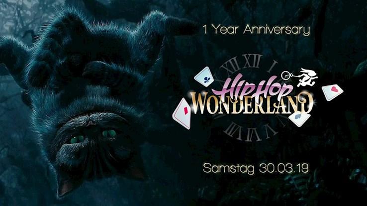 Die Insel 30.03.2019 Hip Hop Wonderland - 1 Year Anniversary