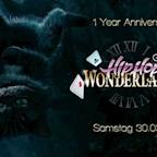 Die Insel Hamburg Hip Hop Wonderland - 1 Year Anniversary