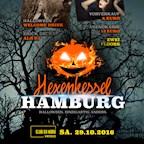 Club Du Nord Hamburg Hexenkessel Hamburg 2016 - Halloween.Einzigartig Anders.