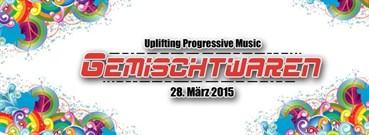 Edelfettwerk Hamburg Eventflyer #1 vom 28.03.2015