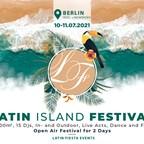 Insel Lindwerder Berlin Latin Island - Latin Festival Berlin 2021
