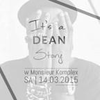 Dean Berlin Monsieur Komplex Live (Paris)
