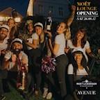Avenue Berlin Moët Lounge Opening