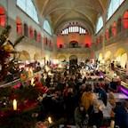 Postbahnhof am Ostbahnhof Berlin Weihnachtsrodeo 2016 - Berlins Xmas Designmarkt