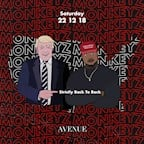 Avenue Berlin Monkeyz - strictly Back2Back