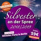 Spreespeicher Berlin Silvester an der Spree 2018/2019