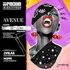 Avenue Berlin Avenue x Pacha Ibiza