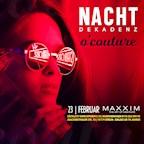 Maxxim Berlin Nacht Dekadenz   O'couture