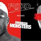 Moondoo Hamburg Frizzo presents Drunken Monsters w/ Special Guest Onderkoffer