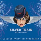 U3 Tunnel Berlin Silver Train   Die Silvester Party am Potsdamer Platz - Destination 2015