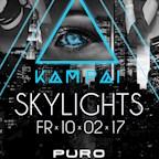 Puro Berlin Kampai - Skylights
