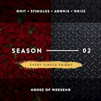 House of Weekend Berlin Penelope & Jackson - Season Opening - S02 E01