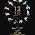 Spindler & Klatt Berlin 12 YRS - Spindler & Klatt Anniversary