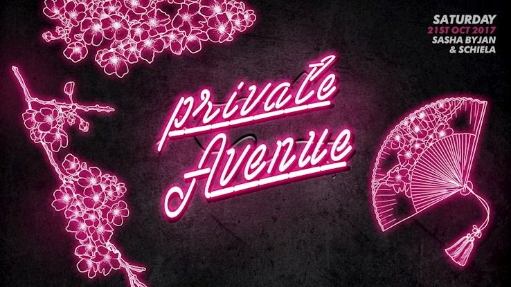 Avenue 21.10.2017 Private Avenue