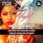 Empire Berlin Empire Club Nacht - Latin Night