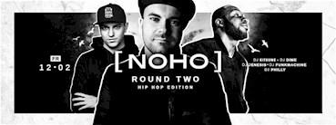 NOHO Hamburg Eventflyer #1 vom 12.02.2016