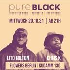 Flowers Berlin Pure Black