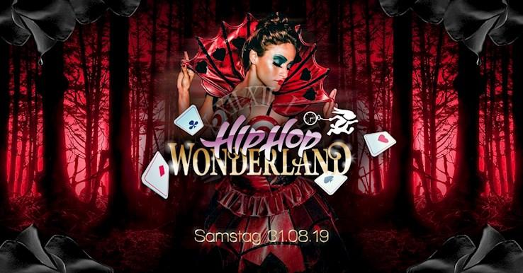 Die Insel 31.08.2019 Hip Hop Wonderland - Rise of the Queen
