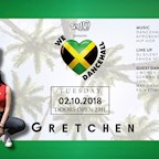 Gretchen Berlin We Love Dancehall - Unity Edition