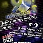Große Freiheit 36 Hamburg 90's Reloaded