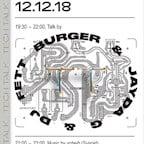 Paloma Bar Berlin Tech Talk with DJ Fett Burger & Jayda G