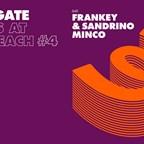 Sage Beach Berlin Watergate Fridays at Sage Beach #4 w/ Frankey & Sandrino, Minco