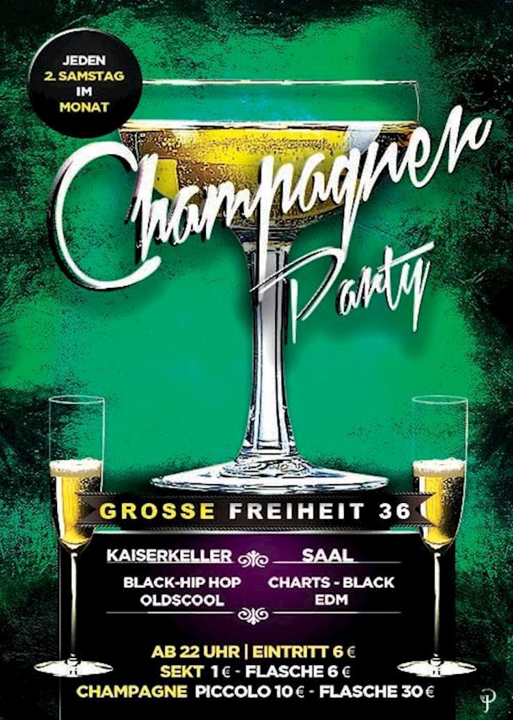 Große Freiheit 36 Hamburg Eventflyer #1 vom 08.07.2017